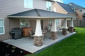 Covered Backyard Patio Ideas Backyard Porches Ideas Covered Back Porch Best Porches Ideas On