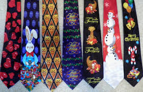 novelty neckties ties