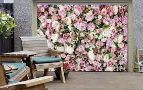 3d pink flowers 63 garage door murals wall print decal wall deco 3d pink flowers 63 garage door murals wall print decal wall deco aj wallpaper ie