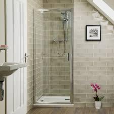 aqualine 6mm 700 pivot shower door