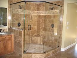 square bathtub design beside shower glass shower door cost sleek