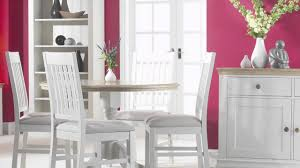 annecy white painted living and dining room furniture youtube annecy white painted living and dining room furniture