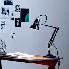 mini bureau desk l original 1227 mini black h48cm anglepoise nedgis