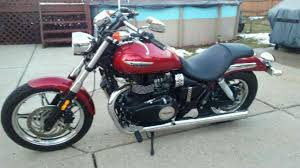 triumph speedmaster motorcycles for sale