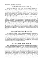 science and society essay knowledge validation and transfer