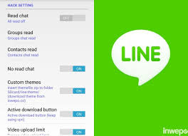 tutorial cara membuat line sticker cara membuat no read chat message di line digital marketing