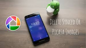 picasa android how to delete synced or picasa photos from android device simple