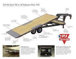 pj trailers trailer plug wiring u2013 readingrat net