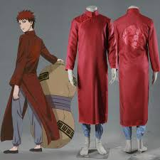 Naruto Halloween Costumes Adults Compare Prices Gaara Halloween Costumes Shopping Buy