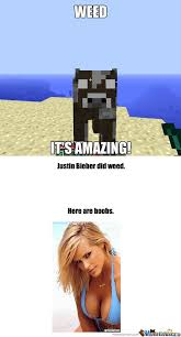 Minecraft Herobrine Memes - rmx herobrine cow by recyclebin meme center
