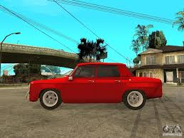 renault 12 gordini renault 8 gordini for gta san andreas