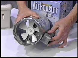 duct booster fan air duct booster fans
