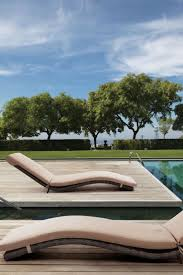 Portofino Patio Furniture 10 Best Designer Picks Outdoor Chaises Images On Pinterest