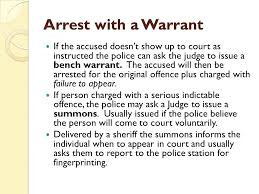 Active Bench Warrant Bench Warrant For Failure To Appear Georgia Ohio Bench Warrant For