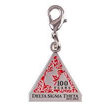delta sigma theta centennial charm s profile sterling