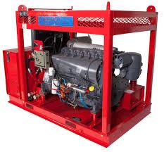 diesel power model hpu 6914 westco