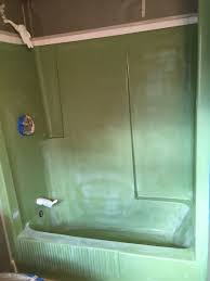 shower stalls fiberglass units bay state refinishing