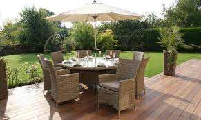 chair rattan dining sets garden table chairs fishpool and rattan