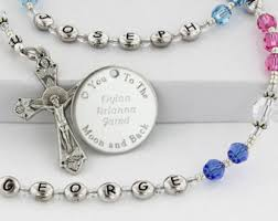 personalized rosary s rosary all birthstone rosary family rosary