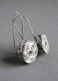 earrings paper best 25 paper earrings ideas on diy earrings with