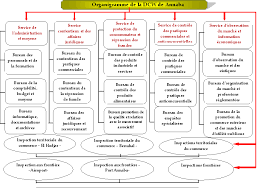 mission bureau de controle organigramme et missions