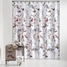 Dwell Shower Curtain - shower curtains birds foter