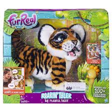 Tiger Blinds Furreal Roarin U0027 Tyler The Playful Tiger Meijer Com