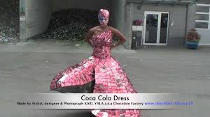 coca cola halloween costume karl yala coca cola dress youtube
