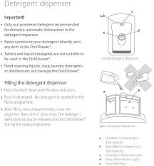 fisher and paykel dishwasher dishdrawer error codes and