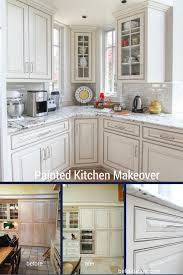 Photos Of Painted Kitchen Cabinets by Is Kitchen Cabinet Painting A Fad Bella Tucker Decorative Finishes