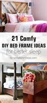 best bed frame plans