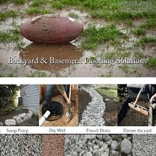 Backyard Drainage Ideas 19 Best Drainage For Backyard Images On Pinterest Drainage Ideas