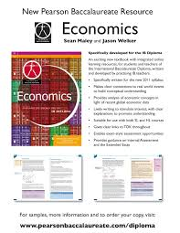 ib economics textbook economics in plain english