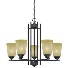 Home Depot Bronze Chandelier Design House Millbridge 5 Light Oil Rubbed Bronze Chandelier