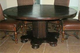 65 inch dining table north texas wood works