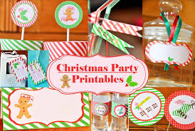 Christmas Party For Kids Ideas - paper chain centerpiece ideas for decoration centerpiece kids