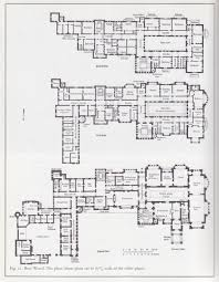castle plans house plannspiring highclere castle floor plans third berkshire