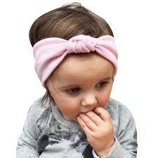 baby headwrap baby headwrap hair accessorries girl kid elastic bowknot