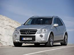 mercedes ml 65 amg mercedes ml 63 amg the performance suv strikingly honed to