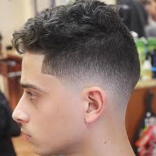 short hairstyle curly on top 49 cool short hairstyles haircuts for men 2017 guide