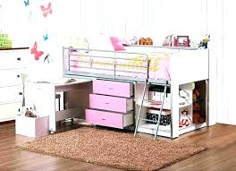 savannah storage loft bed with desk white and pink loft bed with desk white vivaldi me