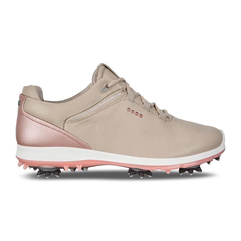 ECCO Biom G 2 Free Gore-tex Golf Shoe, Oyester,