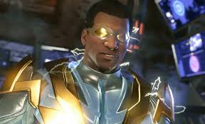 martina big dark skin raiden i u0027m playing as black lightning in injustice 2