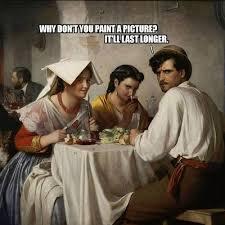 Meme Art - the 20 funniest classical art memes smosh