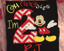 mickey mouse birthday shirt mickey mouse birthday shirt etsy