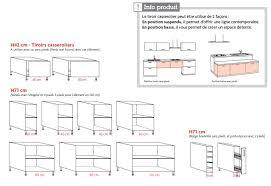 caisson bas de cuisine brico depot meuble de cuisine cuisine elements bas sur récent