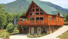chalet house plans image of the model c 511 our smallest chalet house plan design with