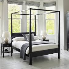 Four Post Canopy Bed Frame Four Poster Beds Our Of The Best Ideal Home