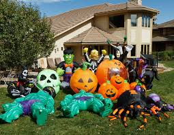 Inflatable Halloween Decorations Inflatable Costumes For Halloween The Creative Fantastic