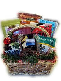 Food Gift Baskets Christmas - amazon com gluten free christmas gift basket by well baskets
